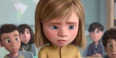 Este iba a anular las otras emociones de Riley. Foto:vía Pixar