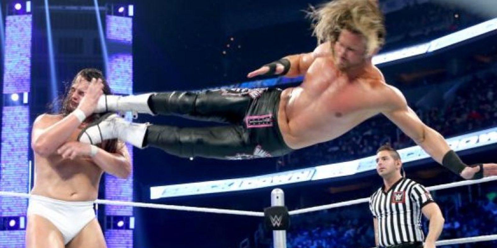 """¿Será el evento que consolide al """"Presumido? Foto:WWE"""
