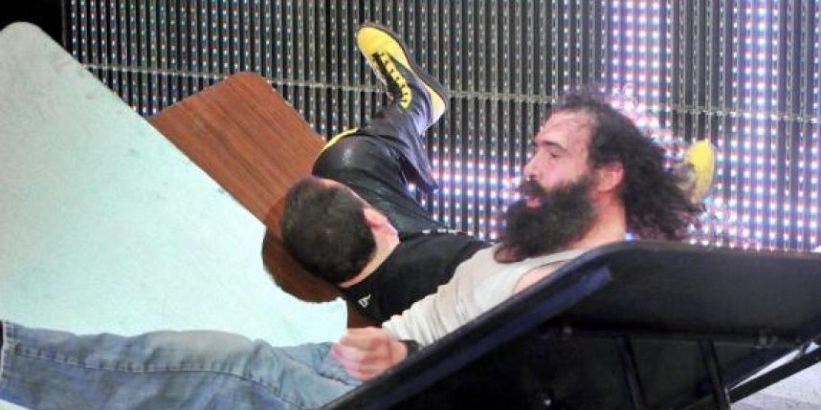 Luke Harper Foto:WWE