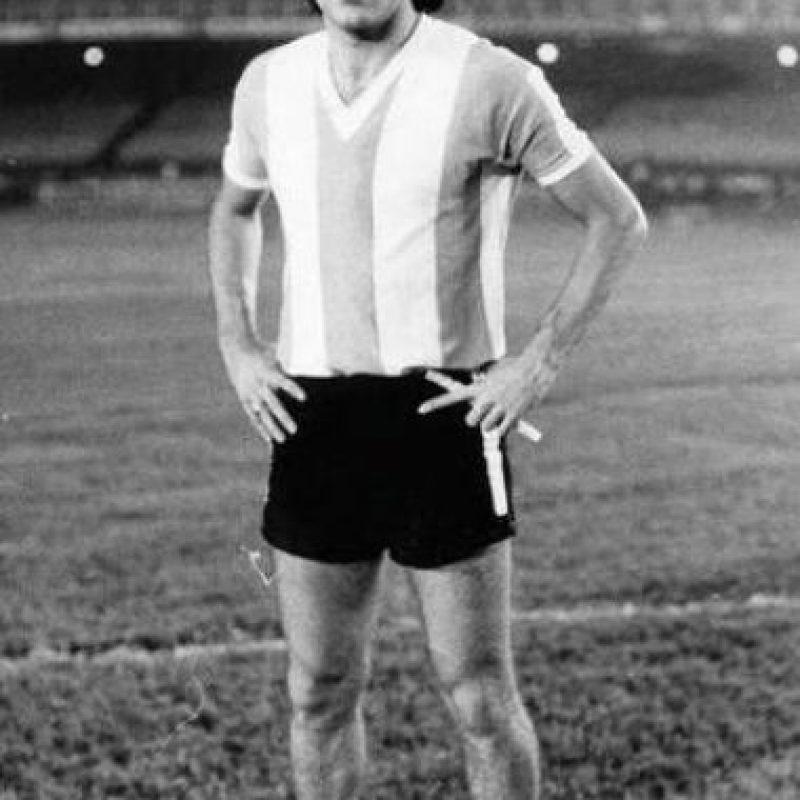No logró ganar un Mundial con Argentina, pero se ganó su lugar debido a su calidad como futbolista. Era considerado un centrocampista elegante y estaba lleno de cualidades que lo hacían un jugador completo. Foto:Wikimedia