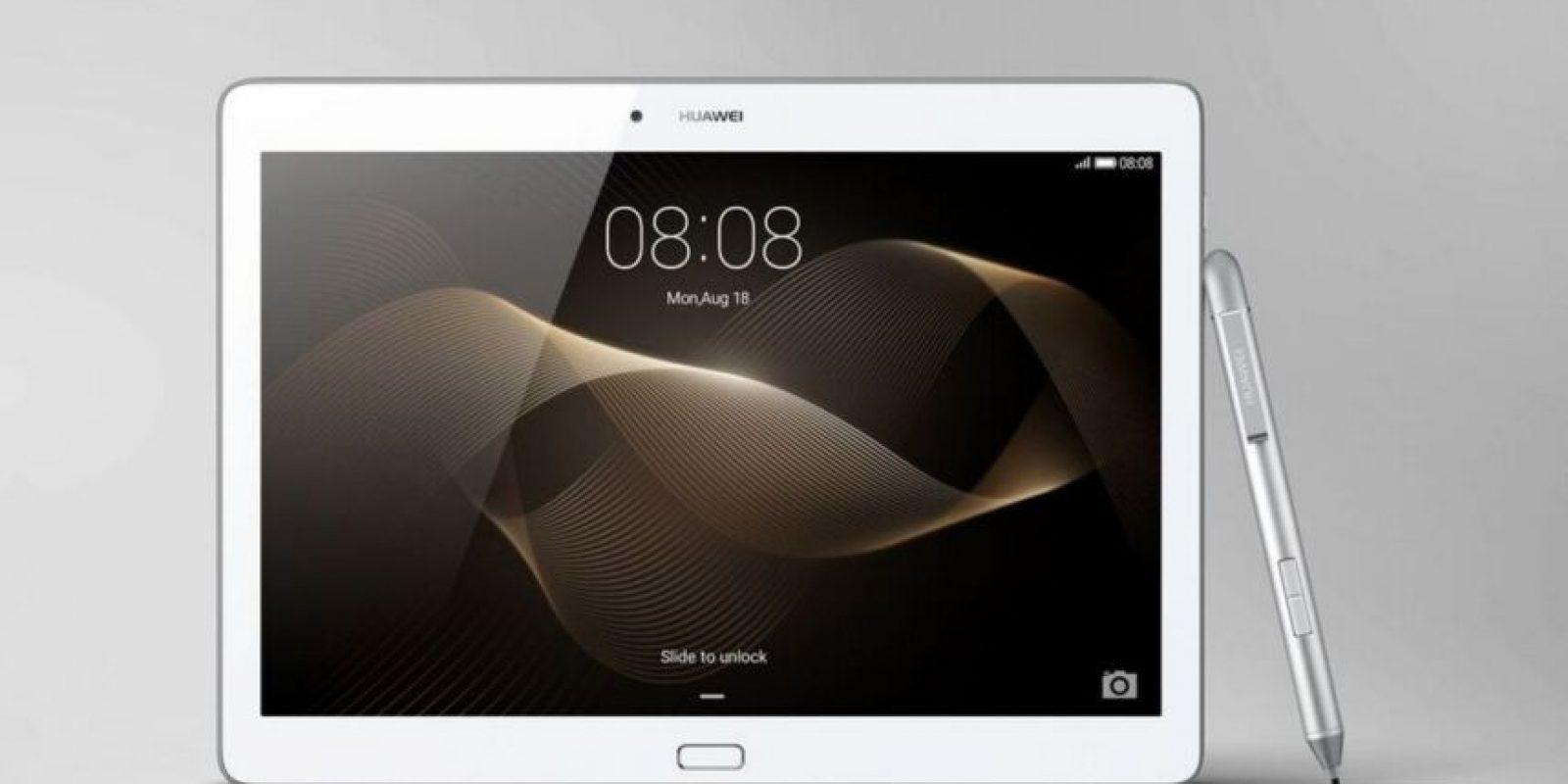 3- Huawei MediaPad M2. Foto:Huawei