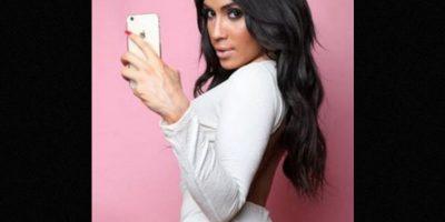 Ella es Thalia Almodovar, la Kim Kardashian transgénero Foto:Instagram.com/dashingthalia