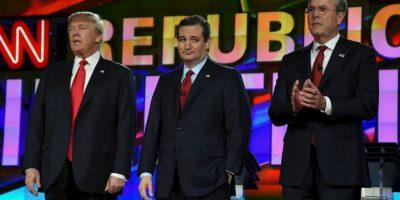 Los comentarios de los precandidatos republicanos sobre los latinos Foto:Getty Images