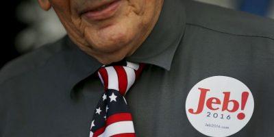 En junio de 2015, las encuestas daban a Jeb Bush como el candidato favorito Foto:Getty Images