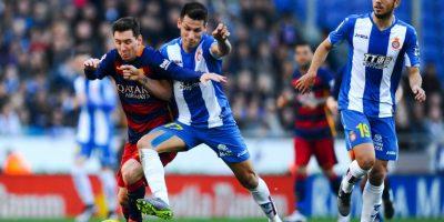 En el partido de Liga del fin de semana pasado no se hicieron daño Foto:Getty Images