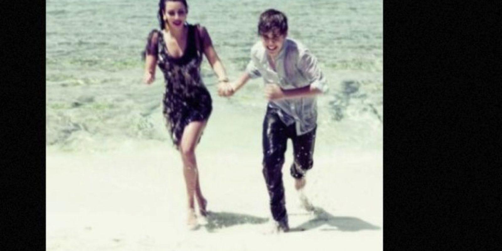 También con Kendall. Foto:vía Elle Magazine