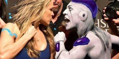 Miren las 20 imágenes más sexies del Instagram de Ronda Rousey Foto:Vía instagram.com/rondarousey
