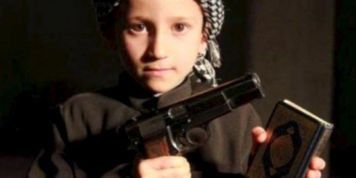 Estado Islámico asesina a niño de 4 años una semana después de matar a su padre