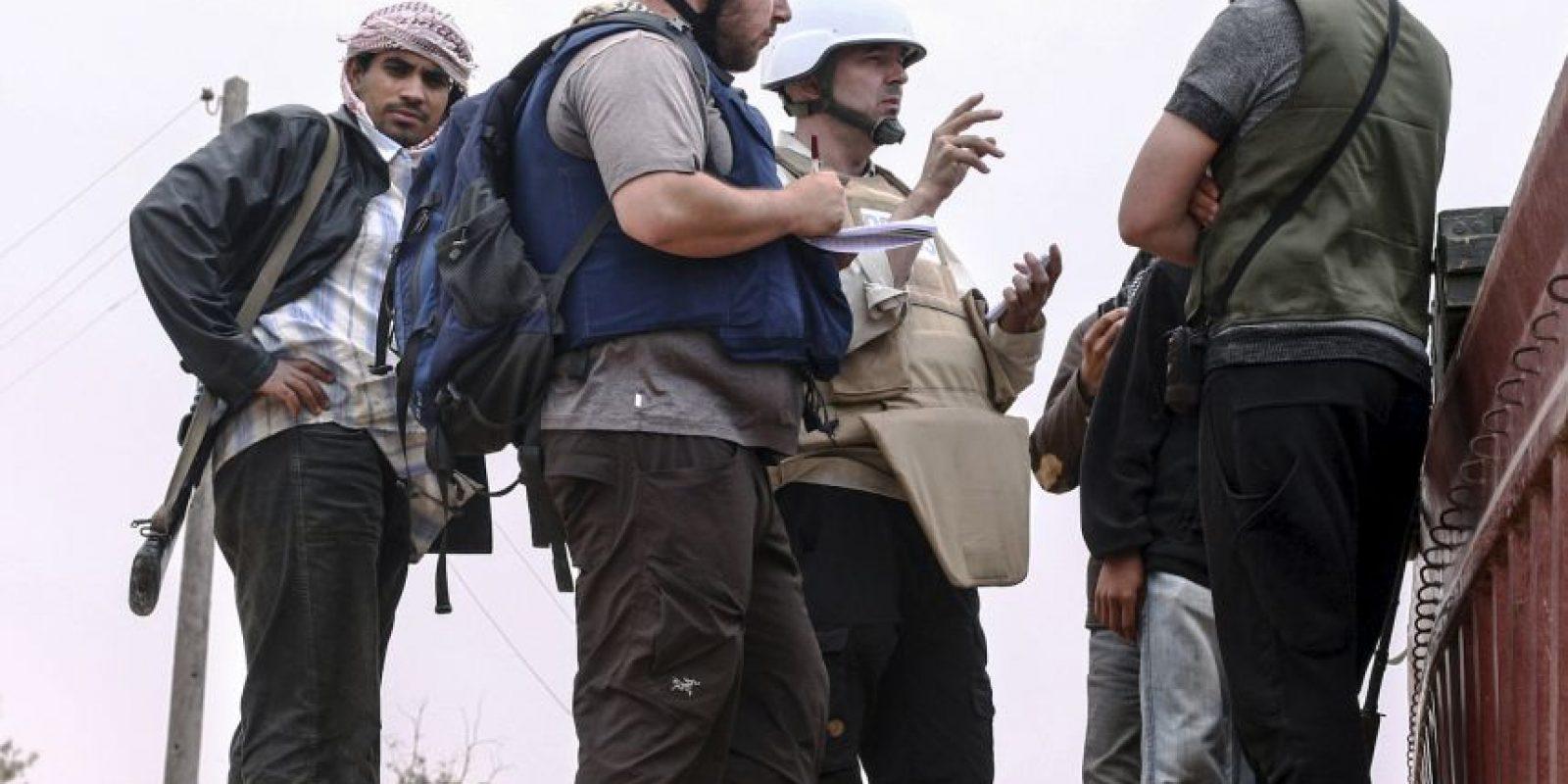 Steven Sotloff Foto:AFP