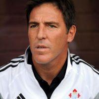 Como futbolista militó en el River Plate y Olympique de Marsella, entre otros Foto:Getty Images