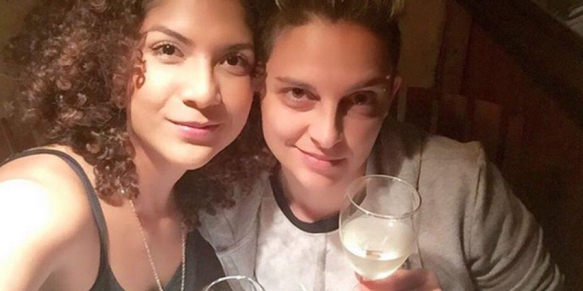 Camila Chaín está superando la tusa con Valentina Lizcano