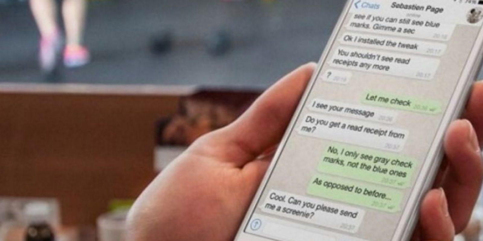 WhatsApp busca protegerlos de los hackers. Foto:vía Tumblr.com