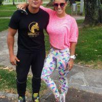 Lo mismo que la actriz Gaby Garrido Foto:Instagram Camilo Peña @camilobox22