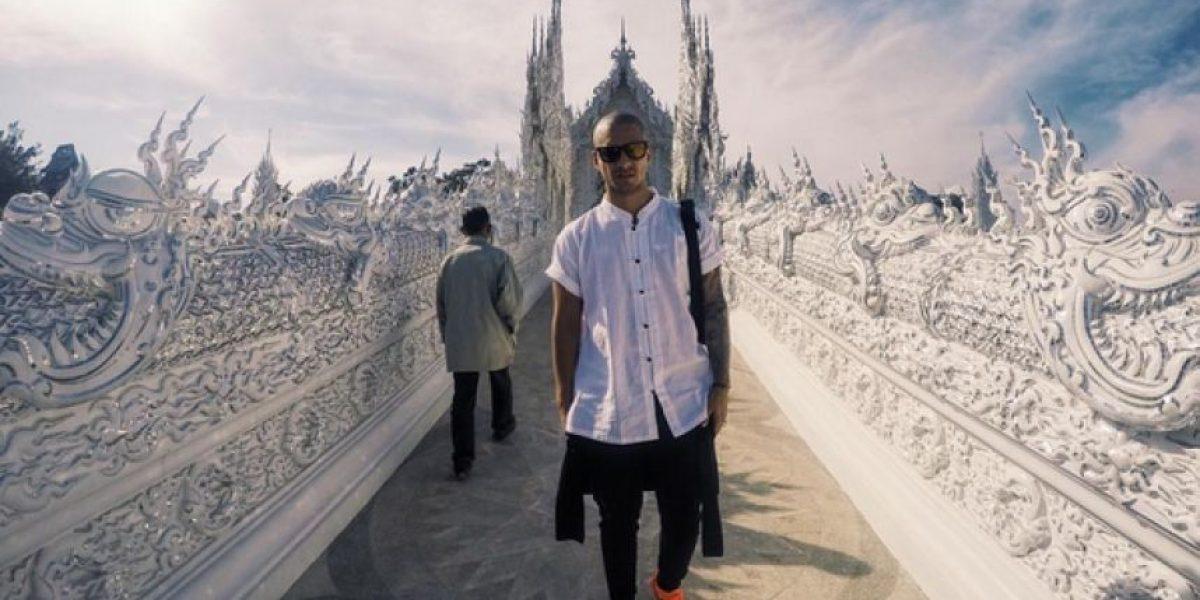 Fotos: Maluma cambió radicalmente de look