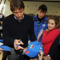 Antonio Conte (Juventus) Foto: Getty Images