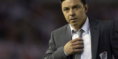 Marcelo Gallardo (River Plate) Foto: Getty Images