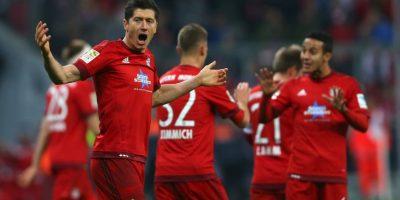 4. Bayern Múnich (Alemania) Foto:Getty Images