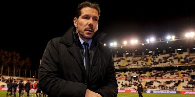 Diego Simeone Foto: Getty Images