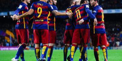 El mejor club del año pasado Foto:Getty Images