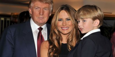 Barron Trump Foto:Getty Images