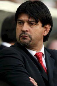 Uno de los mejores futbolistas de la historia de Paraguay Foto:Getty Images
