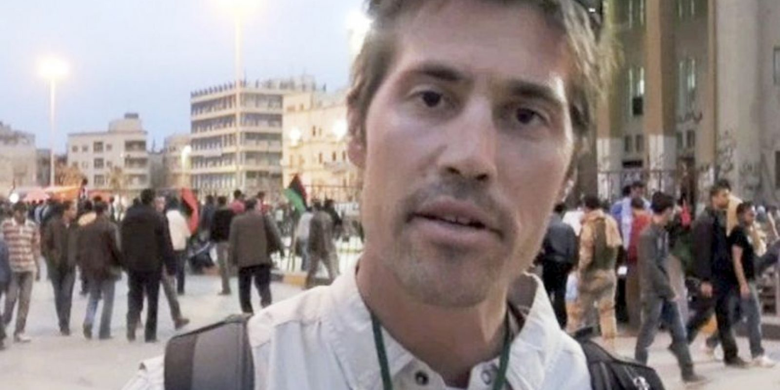 James Foley, fotógrafo estadounidense Foto:AP