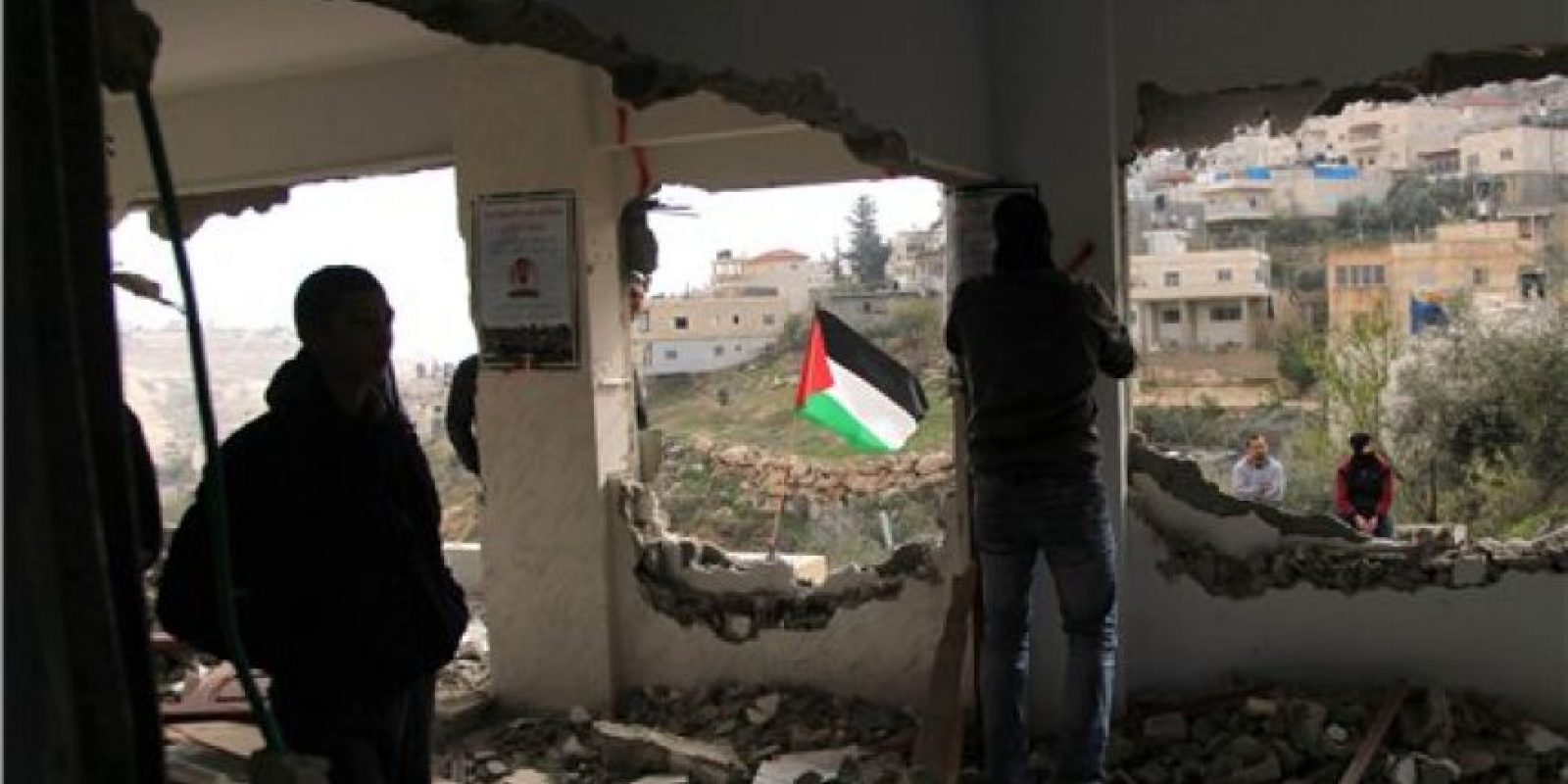 La demora para el establecimiento de un Estado palestino independiente. Foto:AP