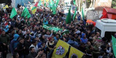 Y la libertad de movimiento palestino entre algunos otros. Foto:AP