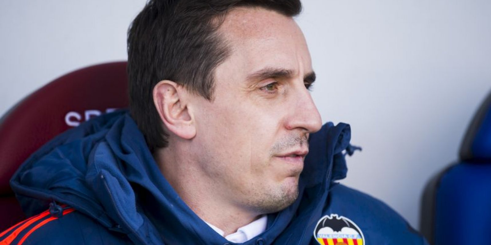 Gary Neville (Valencia) Foto: Getty Images