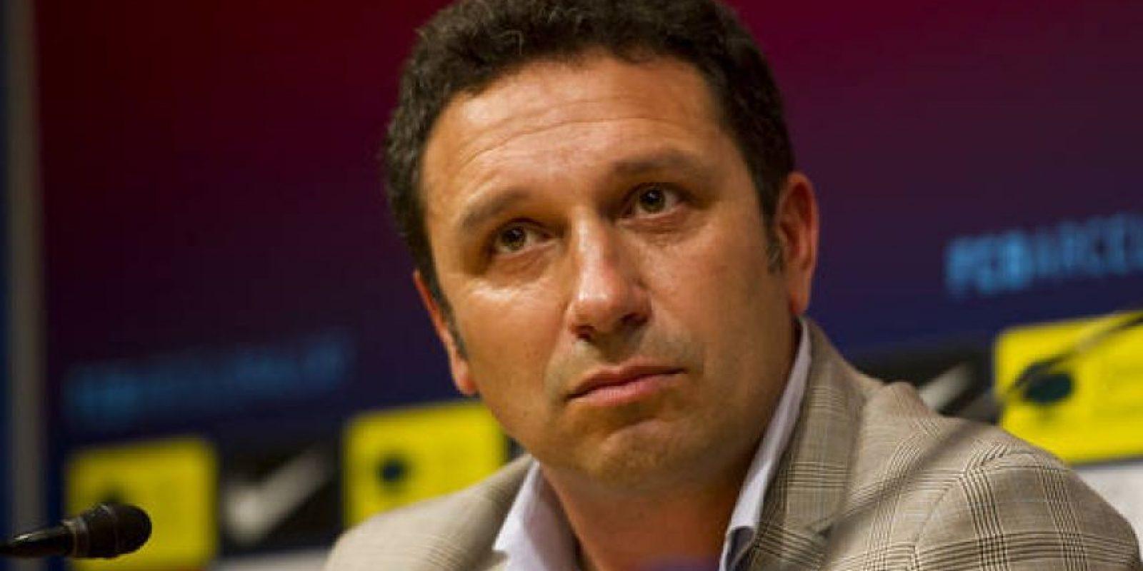 Con el Barça. ganó cuatro Ligas de España Foto:Getty Images
