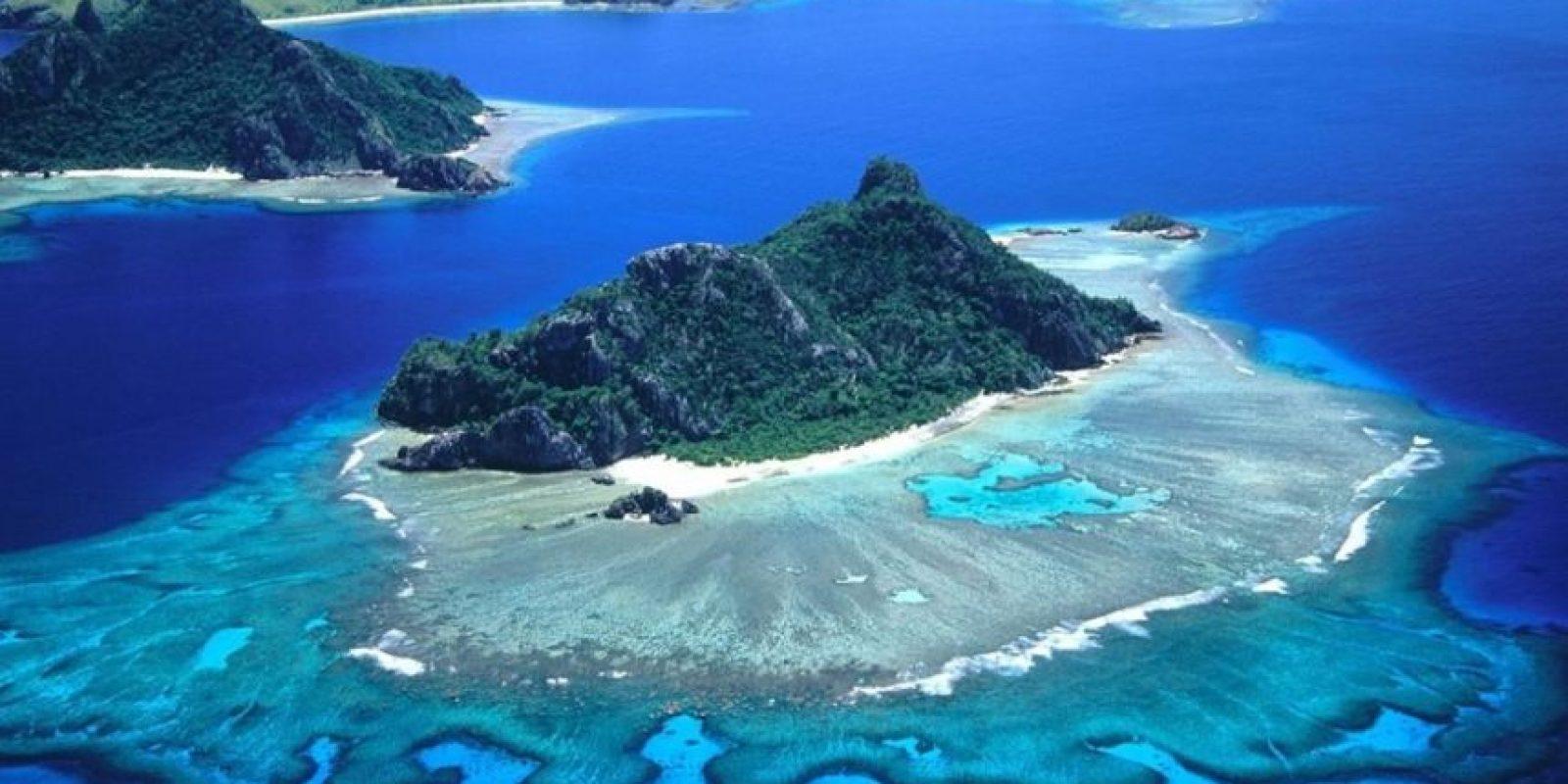 10. Fiyi. Además de sus magníficos paisajes tropicales, los viajeros pronto podrán aprovechar las mejoras del aeropuerto internacional Nadi. Foto:Vía Taringa