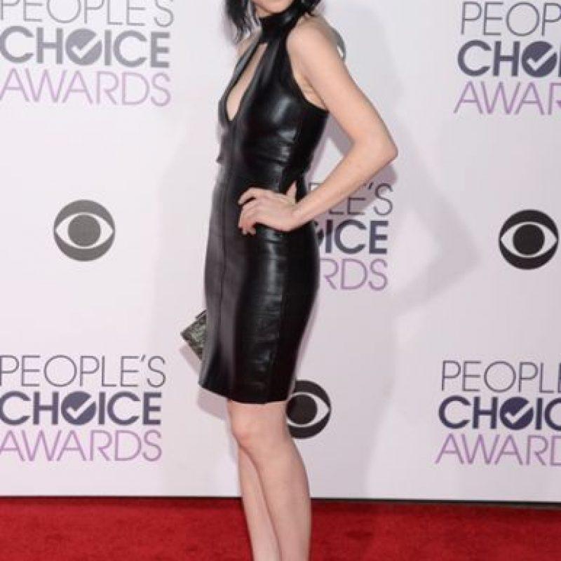 Carly Rae Jepsen quiso imitar a Joan Jett. Y esto pasa cuando la imitas mal. Foto:vía Getty Images