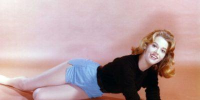 En los años 80 lanzó su video de ejercicios. Foto:vía Getty Images