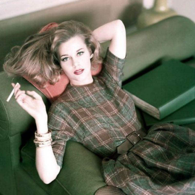 Jane Fonda es un símbolo sexual de los años 60. Foto:vía Getty Images