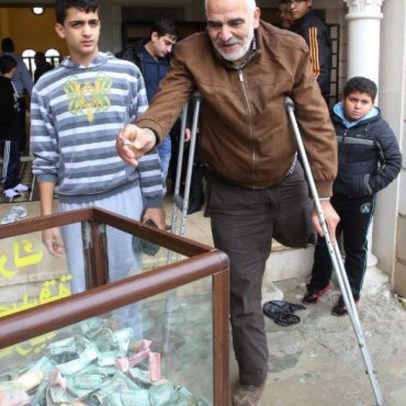Las medicinas también escasean en Madaya. Foto:AFP