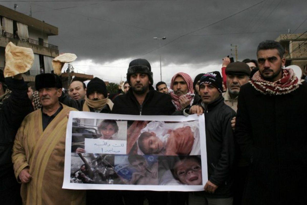 Miles de vidas se encuentran amenazadas. Foto:AFP