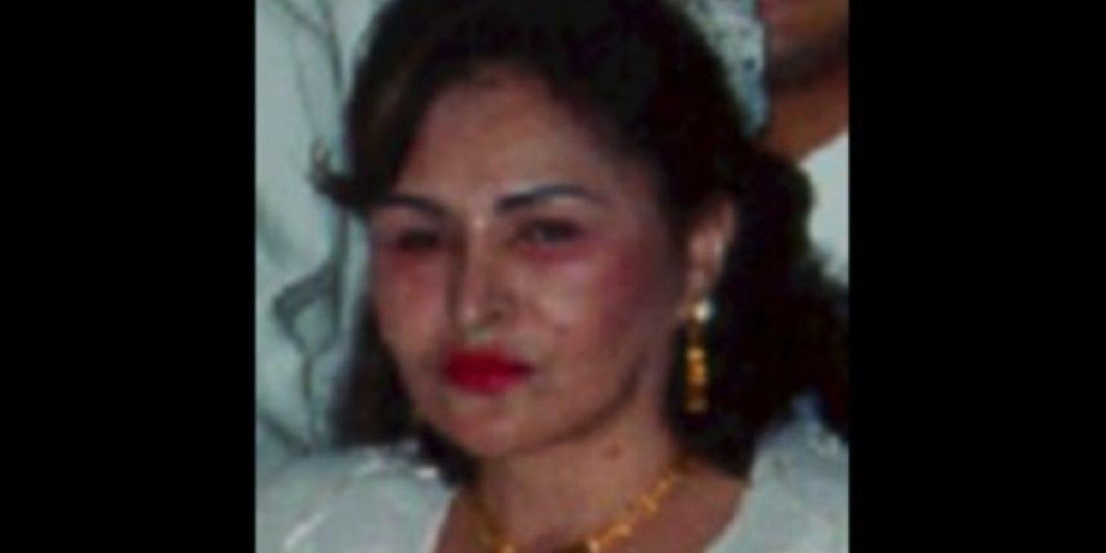 Maria Teresa Osorio de Serna. A la colombiana se le busca por lavado de dinero y tráfico de cocaína Foto:DEA.gov