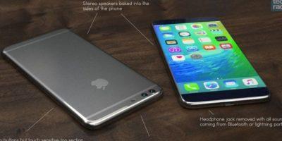 Los conceptos del iPhone 7 Foto:vía Tumblr.com