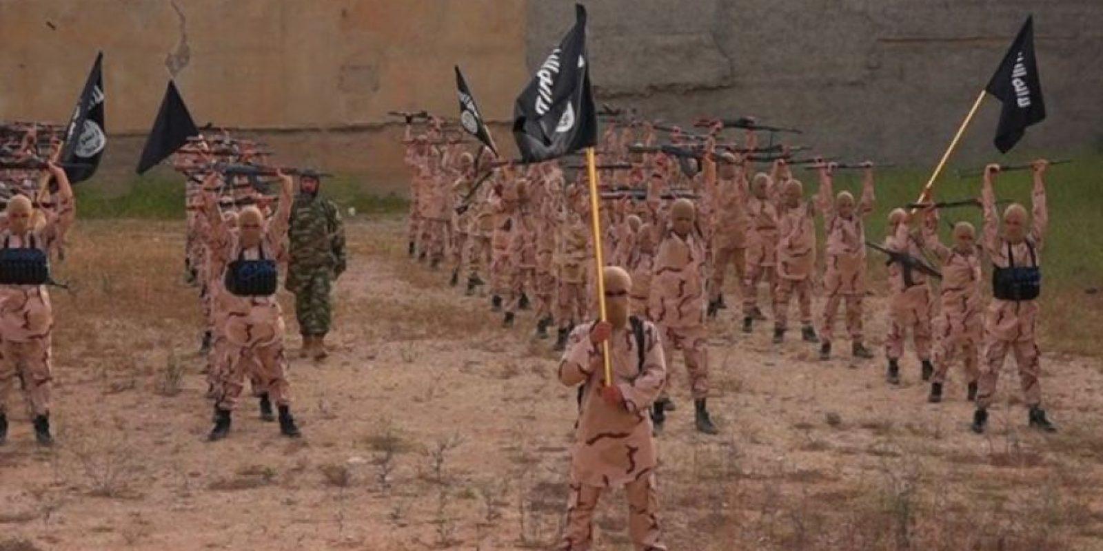 """Con cobro de impuestos y una """"Constitución"""", el grupo Estado Islámico planea financiar sus actos terroristas y convertirse en un Estado independiente Foto:AP"""