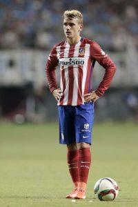 """El delantero de los """"Colchoneros"""" tiene un valor actual de 88 millones de euros. Foto:Getty Images"""