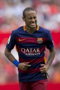 2. Neymar (Barcelona/Brasil) Foto:Getty Images