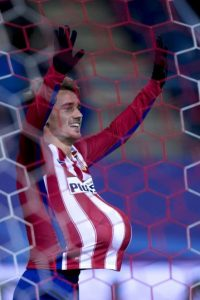 7. Antoine Griezmann (Atlético de Madrid/Francia) Foto:Getty Images