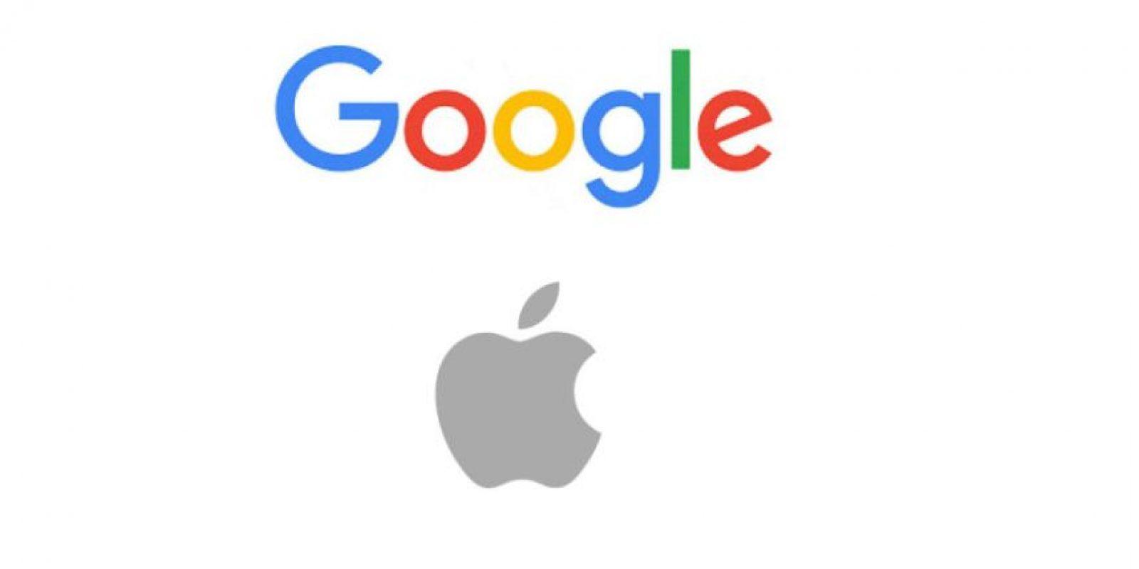 Conozcan lo que preguntas estas empresas a quienes buscan un puesto de trabajo. Foto:Google / Apple
