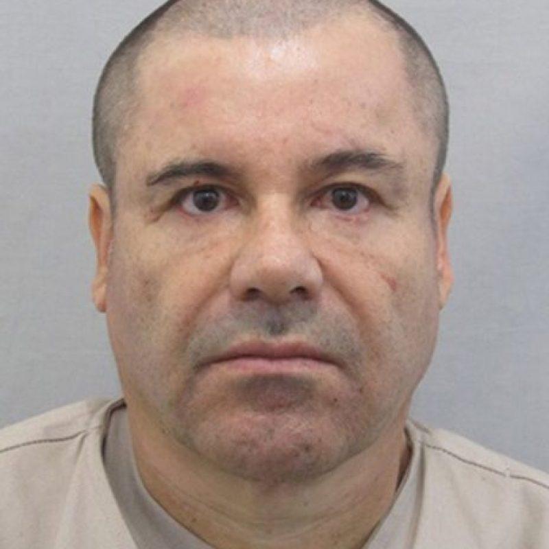 """""""El Chapo"""" fue recapturado este viernes. Foto:AP"""