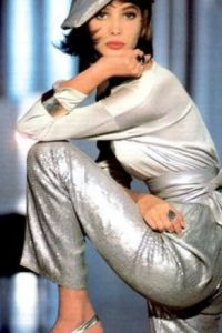 Fue protagonista de varios documentales y videos sobre el mundo de la moda. Foto:vía Vogue