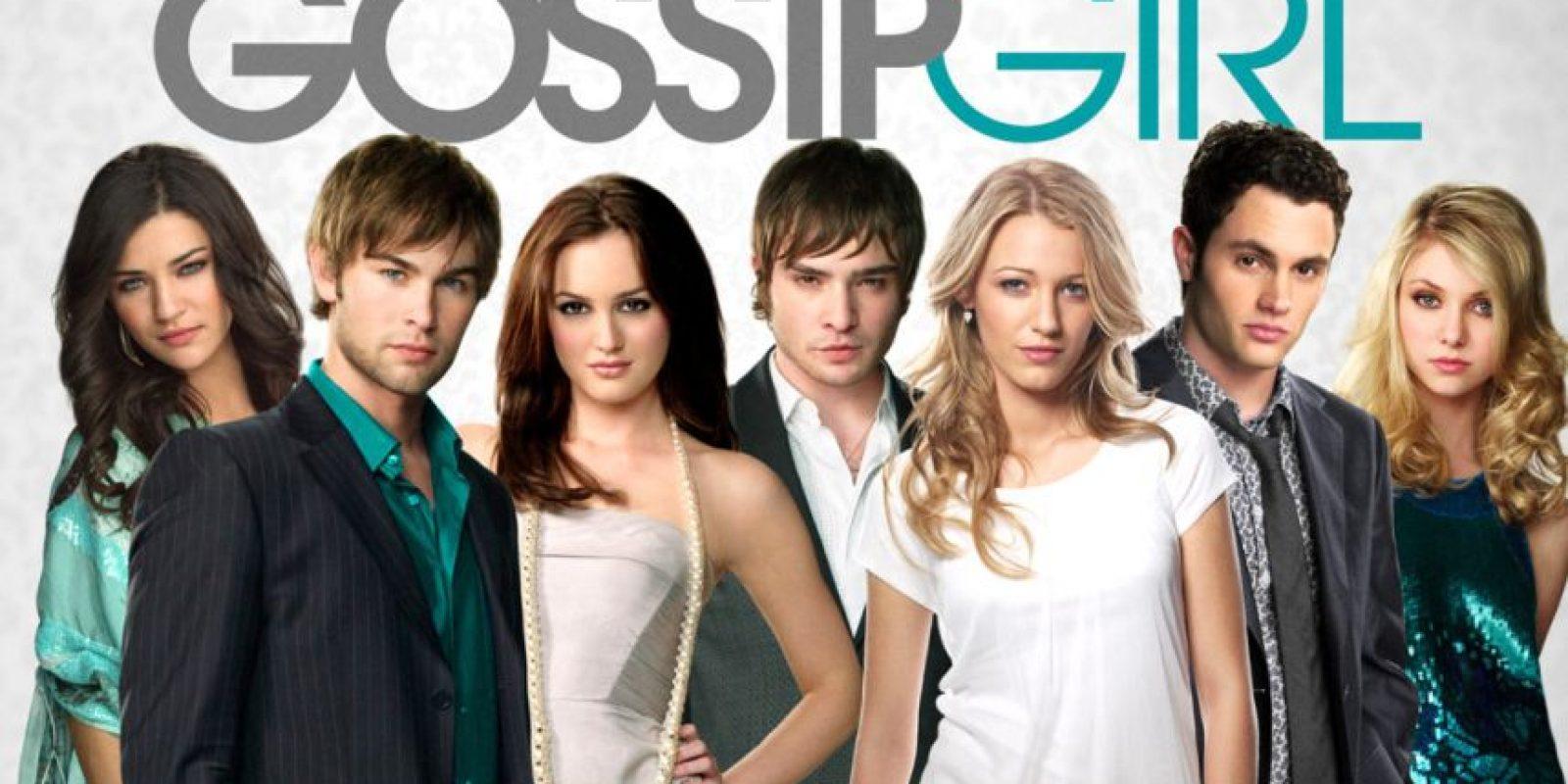 """""""Gossip Girl"""" fue el programa estrella adolescente de la década pasada que combinaba moda, clase alta e intrigas sociales. Foto:vía The CW"""