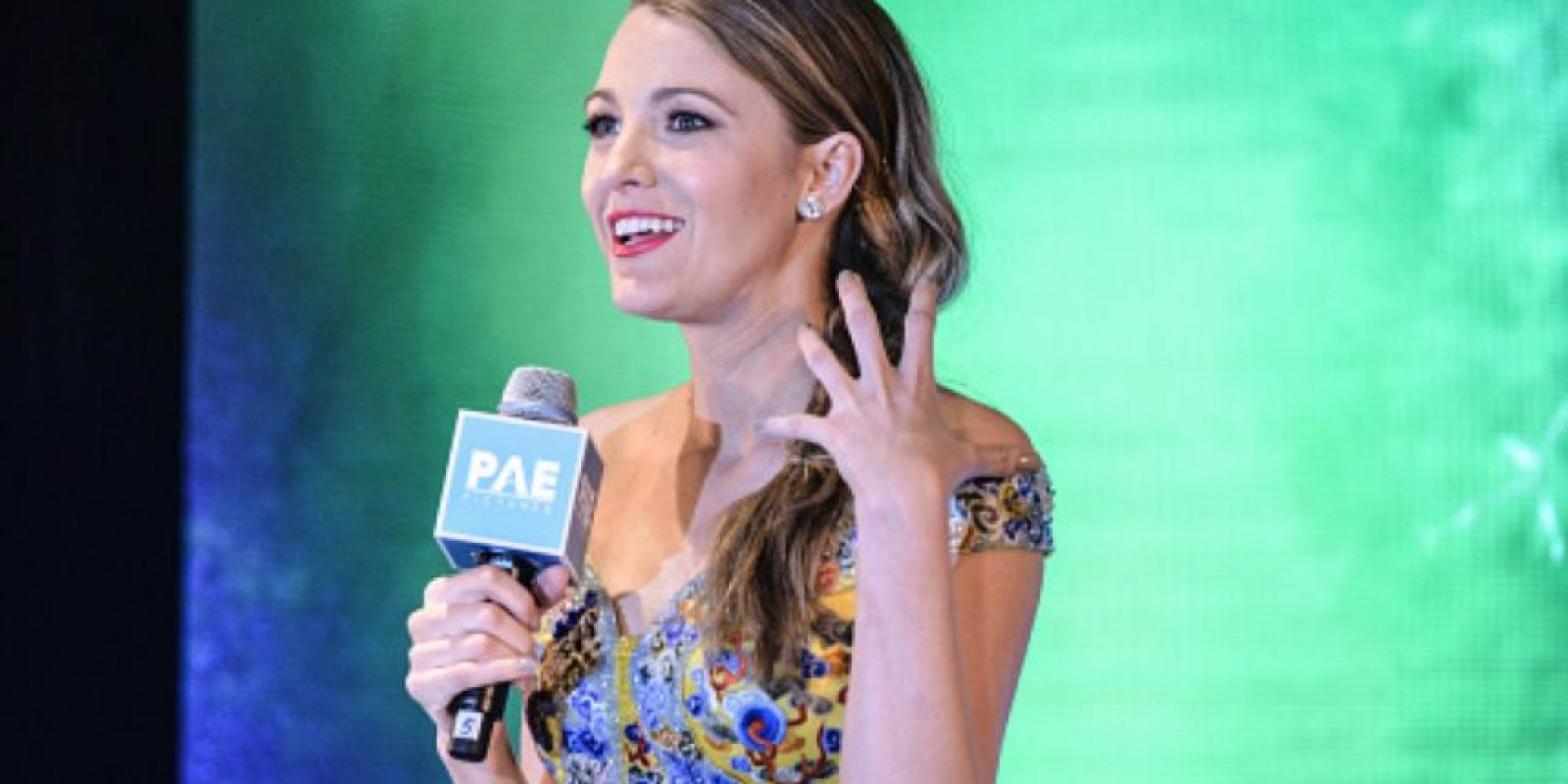 Cuyo único gran hit, hasta ahora, ha sido casarse con Ryan Reynolds. Foto:vía Getty Images