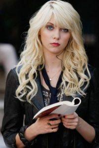 """Taylor Momsen era la asolapada """"Jenny Humphrey"""". Foto:vía The CW"""