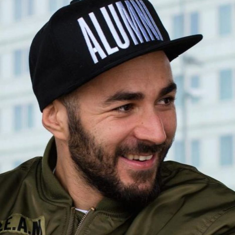 11. Karim Benzema Foto:Vía facebook.com/KarimBenzema