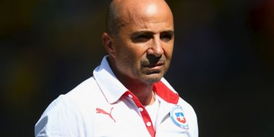 Jorge Sampaoli (Chile) Foto: Getty Images